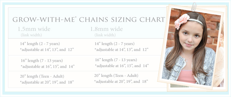 Beadifulbaby Necklace Sizing