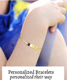 Personalized Engraved Bracelets