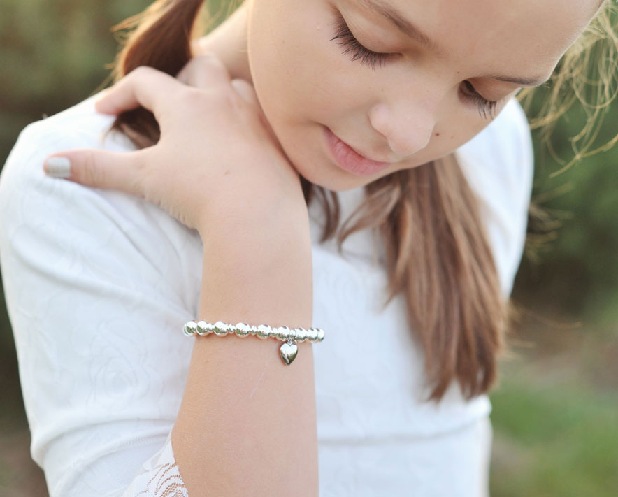 Personalized Bracelets for Girls