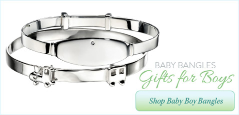Shop baby bangles gifts for boys