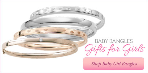 Shop baby bangles gifts for girls