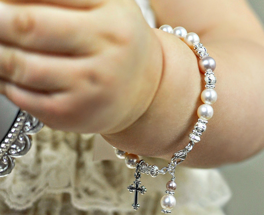 Baby bracelets for all her special occasions.
