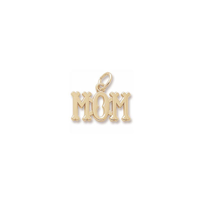 Mom & Nana charms
