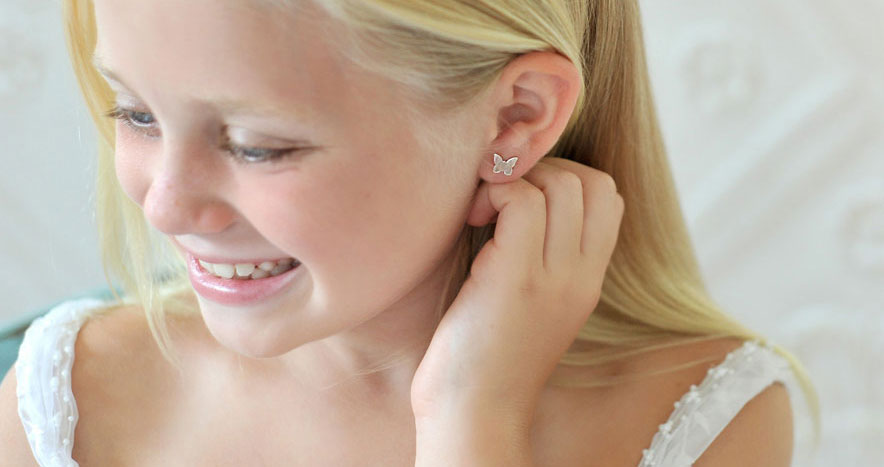 Earrings for Kids (Baby, Child & Teen)
