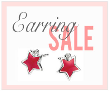 Earrings on Sale Clearance