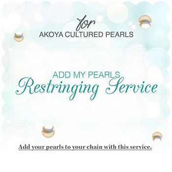 Add My Pearls for Akoya Pearls