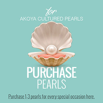 Purchase Akoya Pearls for Create-A-Pearl