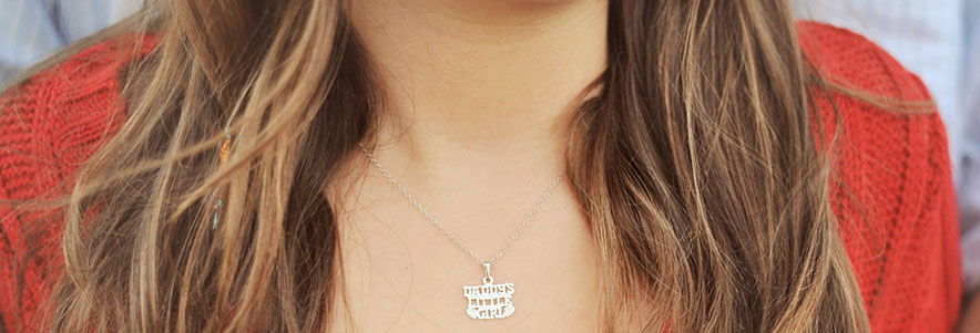 Personalized Necklaces for Kids (Baby, Child & Teen)