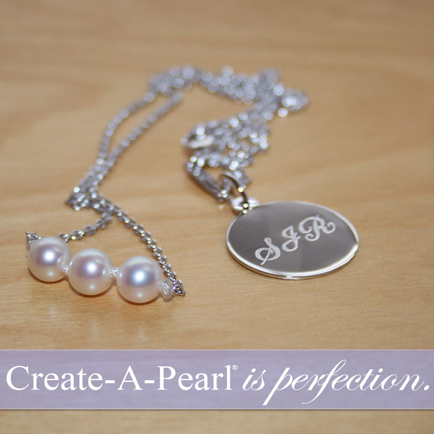 Create-A-Pearl Necklaces