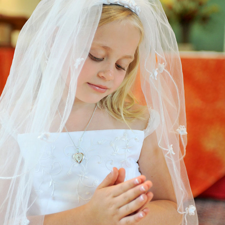 First Communion Necklaces