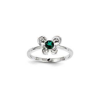 May Birthstone Rings