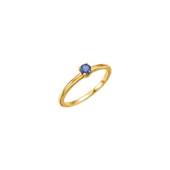 September Birthstone Rings