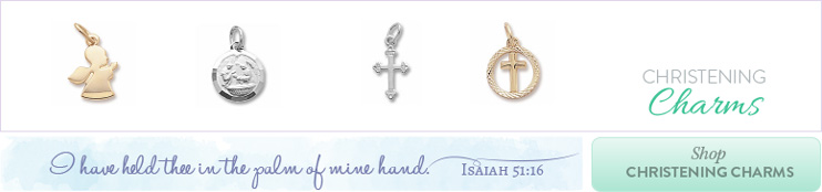 Shop Christening Charms