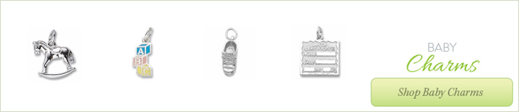 Shop new baby charms
