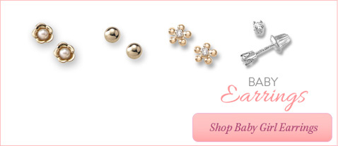 Shop baby earrings gifts for girls