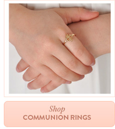 Shop Communion Rings