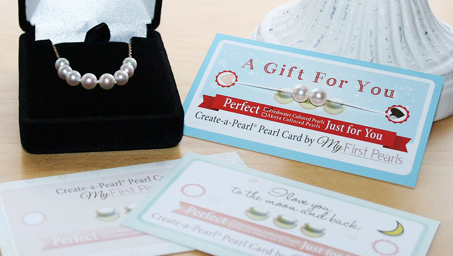 Create-A-Pearl Add a pearl every holiday.