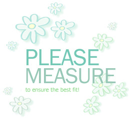 Please measure to ensure the best fit.