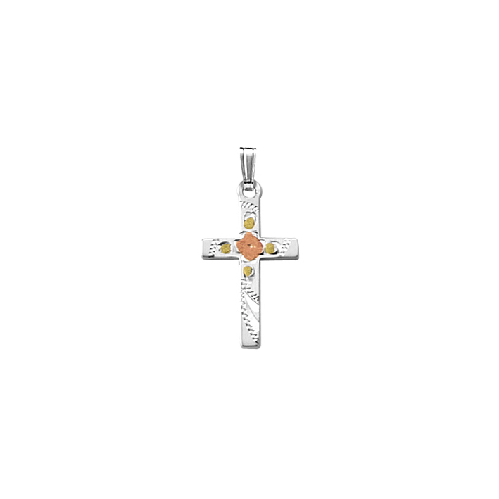 Beadifulbaby Confirmation Cross Necklaces For Girls Sterling