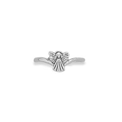 My Little Angel - Sterling Silver Ring - Sizes 4, 5, 6, 7, 8, and 9 available - BEST SELLER/