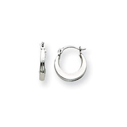 Childrens Gold Hoop Earrings/