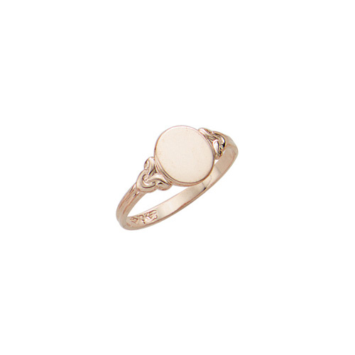 BeadifulBABY Signet Rings for Girls